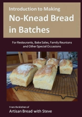 Introduction to Making No-Knead Bread in Batches (For Restaurants, Bake Sales, Family Reunions and Other Special Occasions)