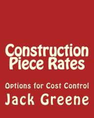 Construction Piece Rates