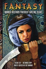 Fantasy Magazine, October 2014 (Women Destroy Fantasy! special issue)