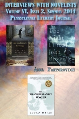Interviews with Novelists