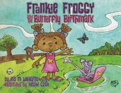 Frankie Froggy and The Butterfly Birthmark