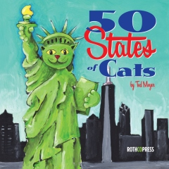 50 States of Cats