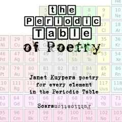 the Periodic Table of Poetry