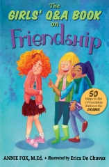 The Girls' Q&A Book on Friendship