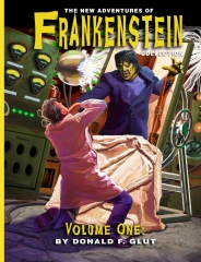 The New Adventures of Frankenstein Collection