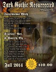 Dark Gothic Resurrected Magazine Fall 2014