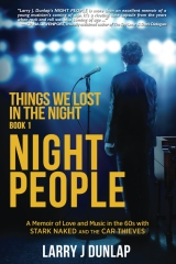 NIGHT PEOPLE, Book 1 - Things We Lost in the Night