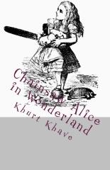 Chainsaw Alice in Wonderland