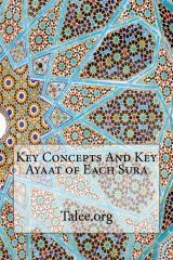 Key Concepts And Key Ayaat of Each Sura