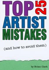 Top 25 Artist Mistakes