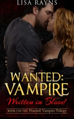 Wanted: Vampire - Written in Blood