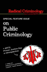 Radical Criminology 4