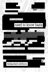 Need to Know Basis (redacted edition)
