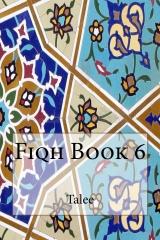 Fiqh Book 6