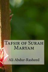 Tafsir of Surah Maryam
