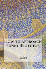 How to approach sunni Brothers
