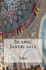 Islamic Jantri 2012