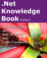 .Net Knowledge Book : Web Development with Asp.Net MVC and Entity Framework