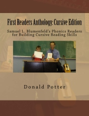 First Readers Anthology: Cursive Edition