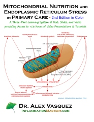 Mitochondrial Nutrition and Endoplasmic Reticulum Stress in Primary Care, Second