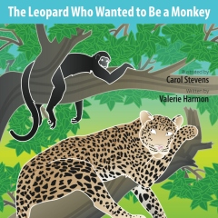 The Leopard Who Wanted to Be a Monkey
