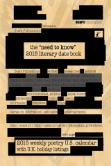 the Need to Know 2015 literary date book