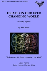 Essays on Our Ever Changing World