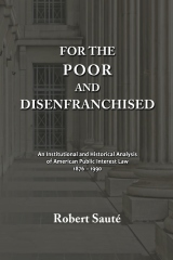 For the Poor and Disenfranchised