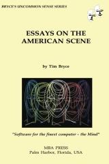 Essays on the American Scene