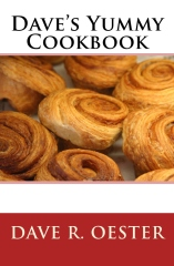 Dave's Yummy Cookbook