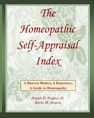 The Homeopathic Self-Appraisal Index