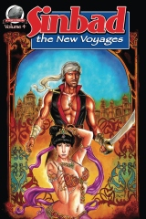 Sinbad-The New Voyages Volume 4