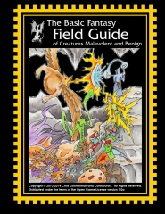 The Basic Fantasy Field Guide