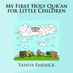 My First Holy Qur'an for Little Children