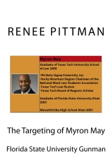 The Targeting of Myron May