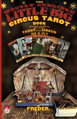 The Mostly Sensible Little Big Circus Tarot Book