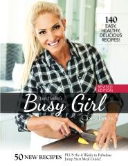 Lori Harder's Busy Girl Cookbook