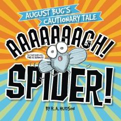 Aaaaaaaagh! Spider!