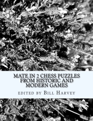 Mate in 2 Chess Puzzles from Historic and Modern Games