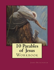 10 Parables of Jesus Workbook