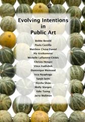 Evolving Intentions in Public Art