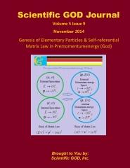 Scientific GOD Journal Volume 5 Issue 9