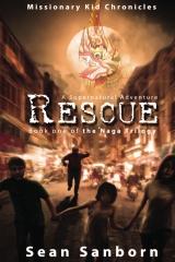 The Naga Trilogy: Rescue