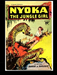 Nyoka The Jungle Girl #23