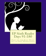 EP Sixth Reader Days 91-180