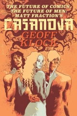 The Future of Comics, the Future of Men: Matt Fraction's Casanova