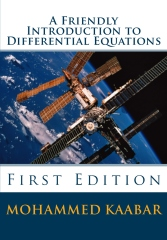 A Friendly Introduction to Differential Equations