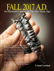 FALL 2017 A.D.  ~ An Illustrated Catalog Of The New Stone Age