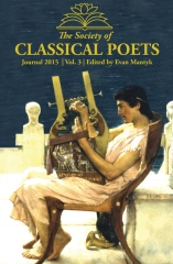 The Society of Classical Poets Journal 2015