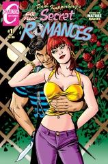 Paul Kupperberg's Secret Romances #1